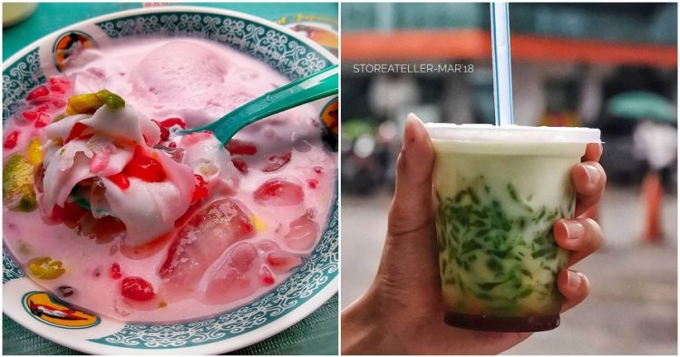 5 Minuman dingin tradisional khas Bandung, kamu pernah coba yang mana?