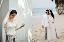 Resmi menikah, ini 7 momen pernikahan Ana Octarina eks Princess