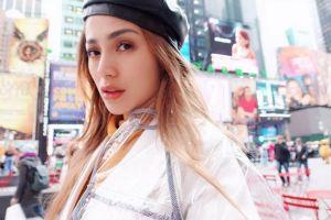 Balik dari AS, Jessica Iskandar terciduk liburan bareng aktor tampan