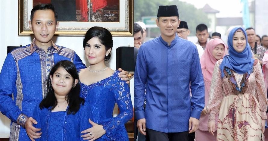 13 Tahun nikah, ini 4 foto lawas pertemuan Annisa & Agus Yudhoyono