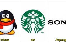 7 Potret ini bukti sederhananya logo perusahaan Jepang, brilian