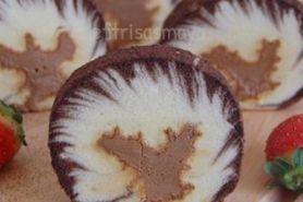 Resep bikin hurricane swiss roll cake, bolu gulung yang lagi ngehits