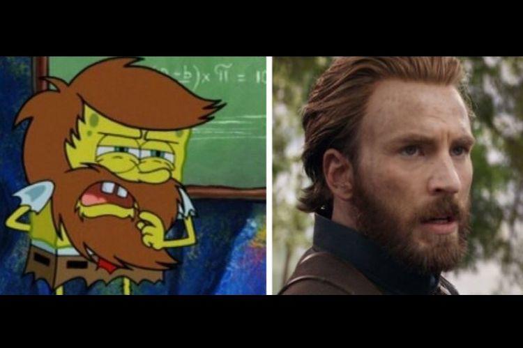7 Cocoklogi adegan di SpongeBob dan Avengers ini bikin ketawa renyah