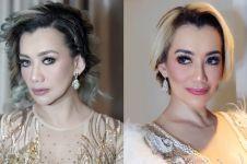 Pesona Reza Artamevia dengan 7 gaya rambut berbeda, modis banget