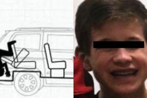Tewas terjepit kursi mobil, remaja ini kirim pesan haru untuk ibunya