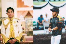 10 Potret gantengnya Pangeran Brunei yang ikut temui Presiden Jokowi