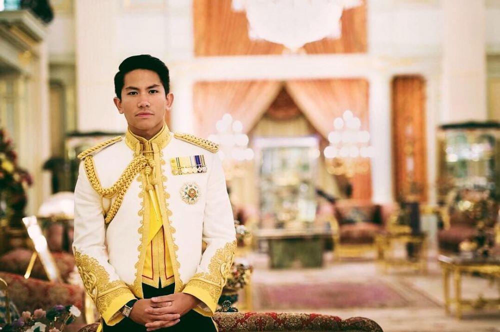 pangeran brunei © 2018 instagram