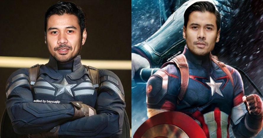 10 Cocoklogi kocak Avengers: Infinity War diperankan artis Indonesia