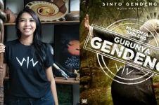 10 Pesona Ruth Marini, pemeran Sinto Gendeng di film Wiro Sableng