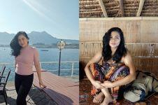 10 Gaya traveling Vitta Mariana, pemain Para Pencari Tuhan yang seksi