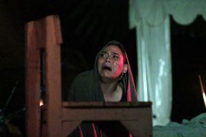 Aksi Ine Febriyanti bawakan monolog  Cut Nyak Dhien bikin merinding