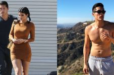 10 Potret Tim Chung, bodyguard Kylie Jenner yang bikin cewek meleleh