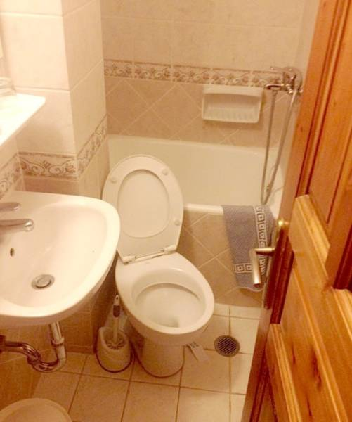 fasilitas hotel bikin tepuk jidat © brightside.me