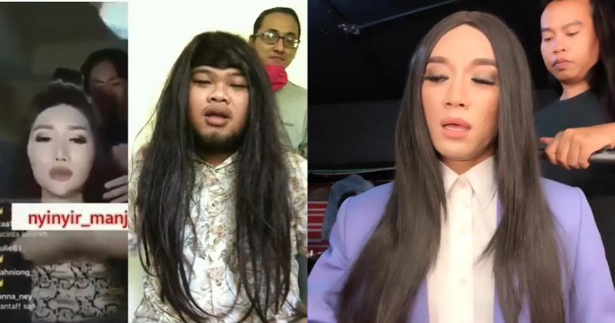 "6 Video parodi ""Cintakah aku"" Lucinta Luna ala warganet ini kocak abis"