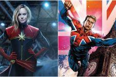Selain Captain America, ini 6 superhero yang juga pakai nama Captain