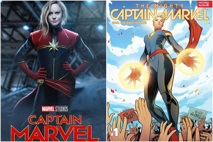 superhero captain mcu  © 2018 brilio.net