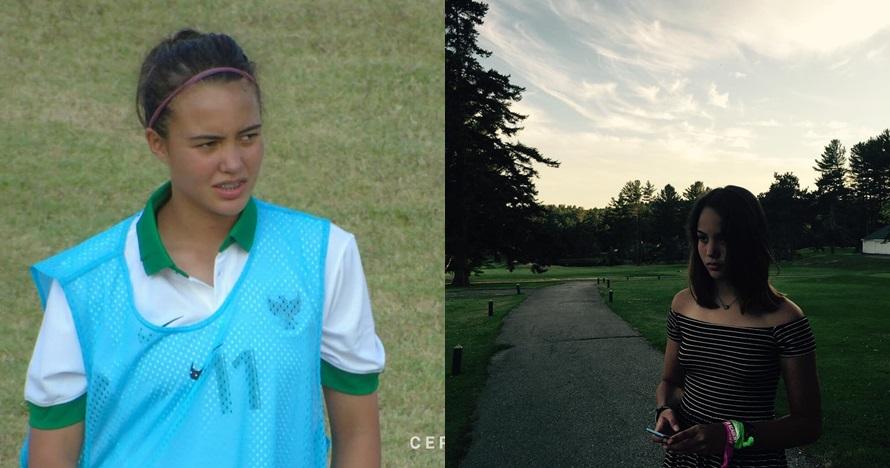 7 Pesona Portia Fischer, pemain Timnas U-16 yang bikin heboh