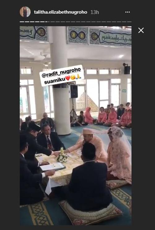 kakak nia ramadhani dinikahi karyawan net tv  © 2018 brilio.net