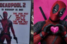 10 Cara promosi film Deadpool 2 ini malah bikin ngakak