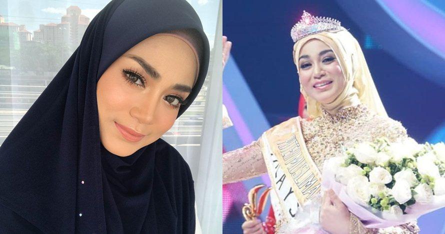 10 Pesona cantik Uyaina Arshad, pemenang Puteri Muslimah Asia 2018