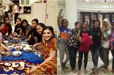 Bak girl squad, ini 10 potret kekompakan ART Anang Hermansyah