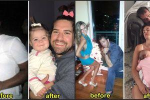 Potret 10 orangtua before-after punya anak, rela berkorban nih