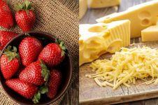 Tak hanya lezat, 5 makanan ini ternyata juga baik bagi kesehatan gigi