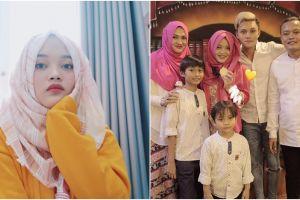 10 Gaya selfie Putri Delina, putri Sule yang manisnya bikin jatuh hati