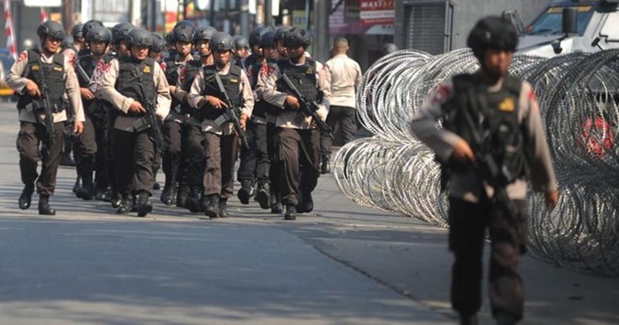 Ini potret 5 polisi yang gugur dalam kerusuhan di Mako Brimob