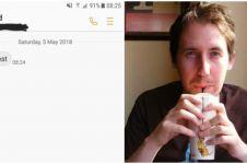 6 Tahun berlalu, pria ini syok dapat SMS dari HP mendiang sang ayah