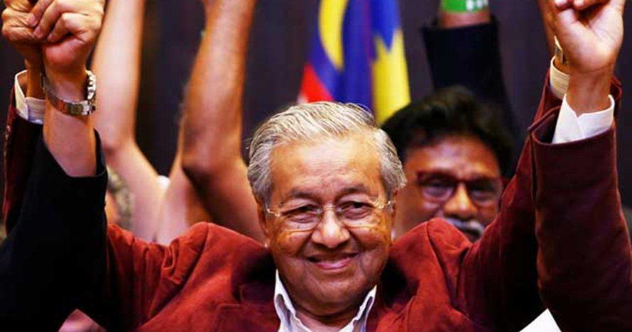 Mahathir jadi PM di usia 92 tahun, ini 5 kepala negara tertua di dunia