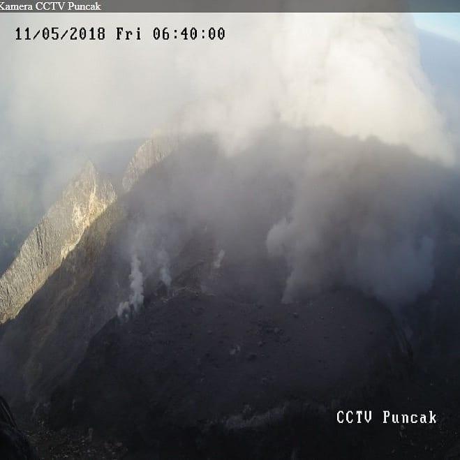 merapi letupan freatik © 2018 brilio.net berbagai sumber
