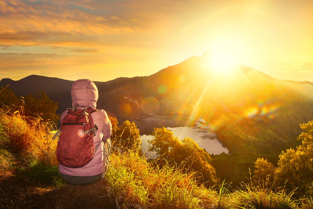 Bayangkan pagimu dengan sunrise di 7 spot exceptional, amboy asyiknya