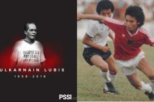 Zulkarnain Lubis, si Maradona dari Indonesia meninggal dunia