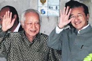6 Kenangan keakraban Mahathir Mohamad dengan Soeharto, sahabat dekat