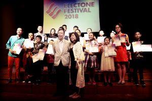 Juara Yamaha Electone Festival 2018 melenggang ke tingkat Asia Pasifik