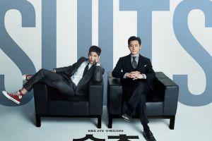 Jadi drama terpopuler, ini 5 alasan kamu harus nonton K-Drama 'Suits'
