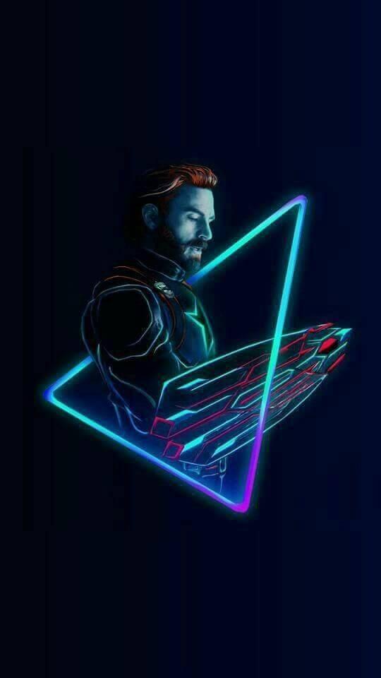 12 Ilustrasi Digital Avengers Infinity War Cocok Jadi Wallpap