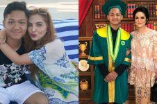 Bikin adem, Ashanty dan Krisdayanti kompak hadiri wisuda Azriel