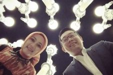 Puji kecantikan istri, caption Ridwan Kamil ini justru bikin ngakak