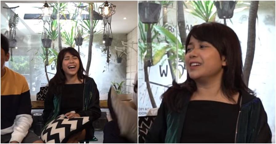 Momen Bianca Jodie tiba-tiba kentut saat nge-vlog ini bikin syok