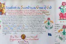 Ini potret Instrumen Persetujuan pernikahan Meghan Markle-Prince Harry