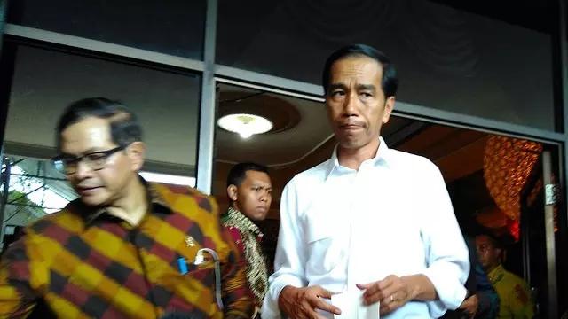 Soal UU Tindak Pidana Terorisme, Jokowi desak DPR segera mengesahkan
