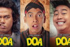 Bikin pangling, penampilan 3 aktor tampan di film Doa ini beda banget