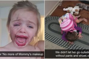 Potret 10 anak menangis karena alasan absurd, liku-liku jadi orangtua