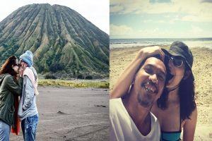10 Potret kemesraan Ridho Slank dengan sang istri, kayak masih pacaran