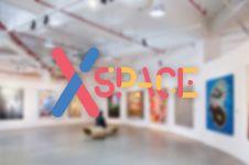 Cuma di XSpace, kamu bisa eksplorasi seni dan musik tanpa batas