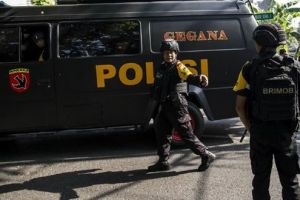 Bom Surabaya-Sidoarjo, 4 pelaku ditembak mati & 9 lainnya diringkus