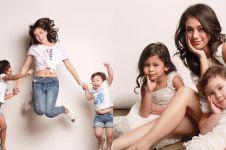 Celine Evangelista dapat ucapan mengharukan dari putrinya di Hari Ibu