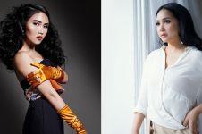 4 Wanita cantik ini pernah disebut mirip Ayu Ting Ting